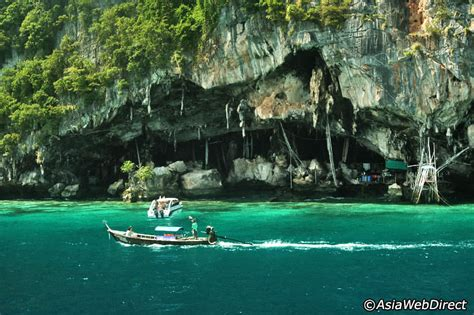 viking boat tours phi phi islands by speedboat daytrip cruise from phuket