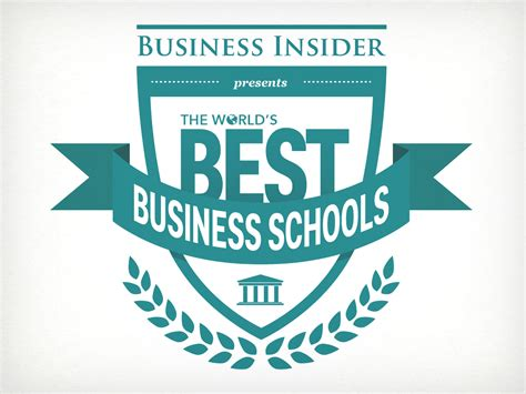 How Many Mba Schools In The World by Best Business Schools In The World Business Insider