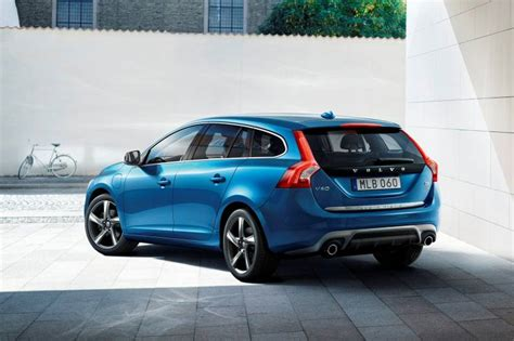 volvo v60 d5 engine review car review rac drive