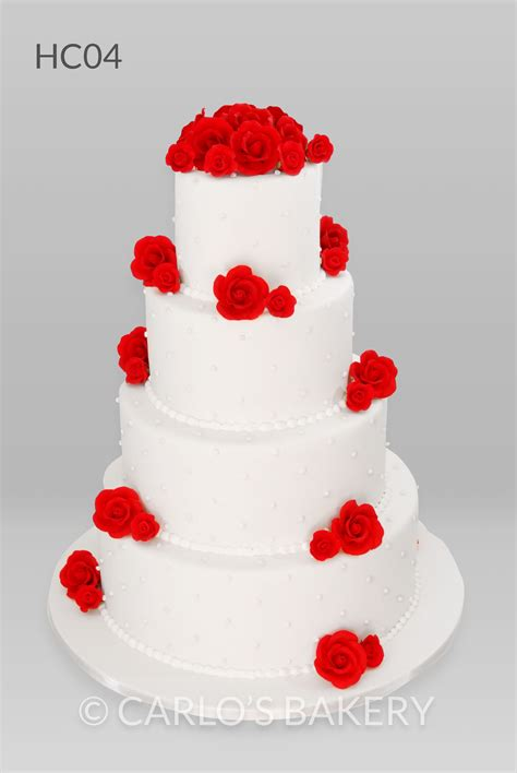 Vintage Interior Design by Carlo S Bakery Hall Wedding Cake Designs