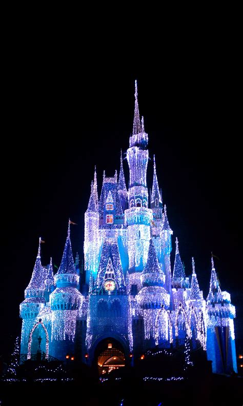 Disney World Lights by Wordless Wednesday Castle Lights On The Go In Mco