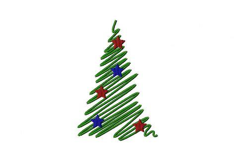 cartoon xmas tree   clip art  clip