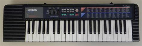 Keyboard Casio Ca 110 Keyboard Beschriftung Mit Buchstaben Casio