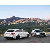 Mercedes Benz CLA Shooting Brake 2016 Picture 17 1600x1200