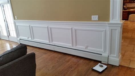 Baseboard For Wainscoting by Wainscotting Baseboard Heaters Woodwork