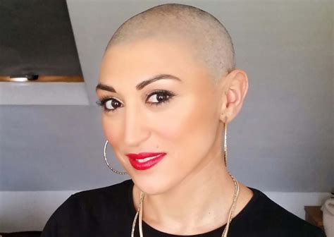 hairstyles for people coming off chemo baldly beautiful chemotherapy make up tips
