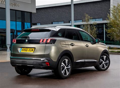 peugeot car wheels european car of the year 2017 peugeot 3008 road test