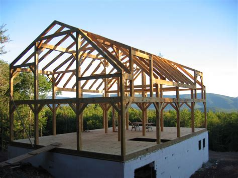 frame houses timber frame homes positive and negative things quick