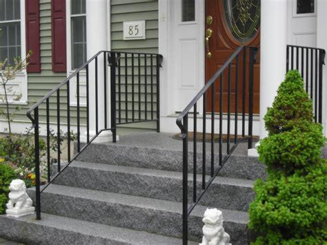 front porch iron railing pictures