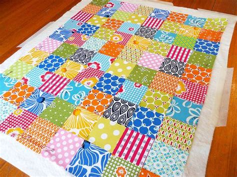 Sewing Quilts by Quilt Without Binding Quilting