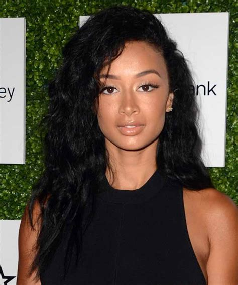 draya michele real hair length celebrity inspiration choosing the best hair length for you