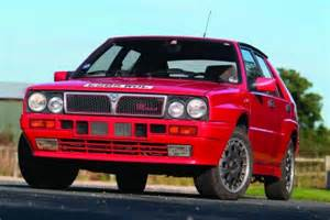 Lancia Delta Integrale Review Lancia Delta Integrale Classic Car Reviews Classic