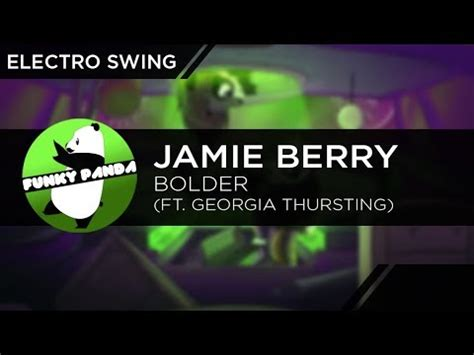 Electro Swing Jamie Berry Feat Georgia Thursting