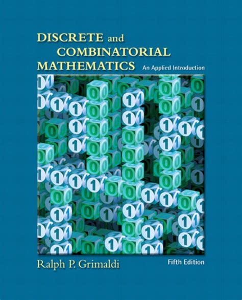 Pearson Request Ebook Discrete And Combinatorial