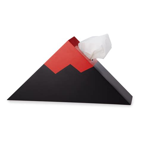 Dispenser Tissue volcano tissue dispenser the green
