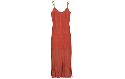 design lab hudson bay the find a sultry suede dress for showing off your inner