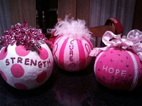 Pumpkin Decorating For Breast Cancer Awareness by 62 Best Decorating Pumpkins Images On Pink