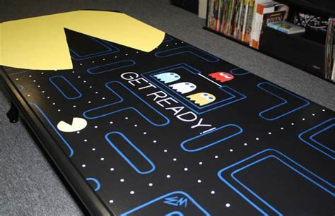 Pacman Table by Custom Pac Coffee Table For A Decor