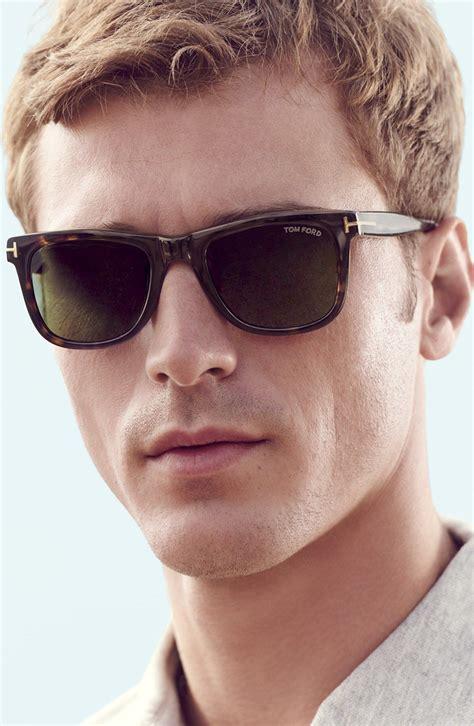 Tom Fordsquare Sunglasses tom ford leo 52mm polarized sunglasses wearables