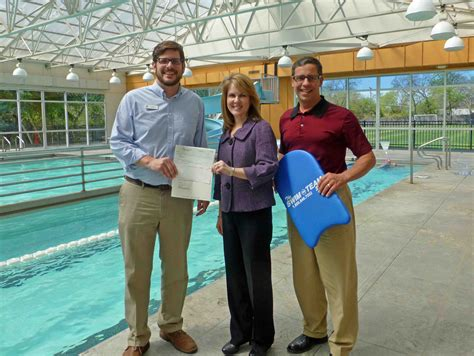 Aquatic Director by Lake Highlands Ymca Says Goodbye And Luck To Roger Moon Lake Highlands