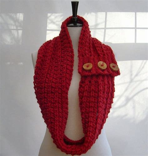 easy infinity scarf pattern knitting knitting pattern infinity scarf cowl with button tab