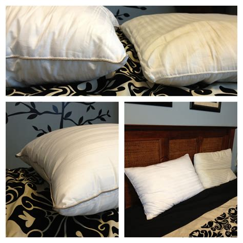 Fieldcrest Luxury Pillows fieldcrest luxury pillow filled with dacron 174 memory fiber