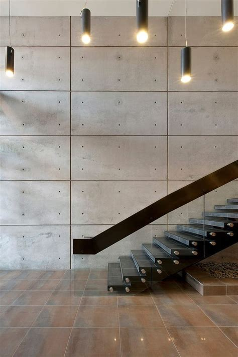 beton wandpaneele the 25 best concrete walls ideas on