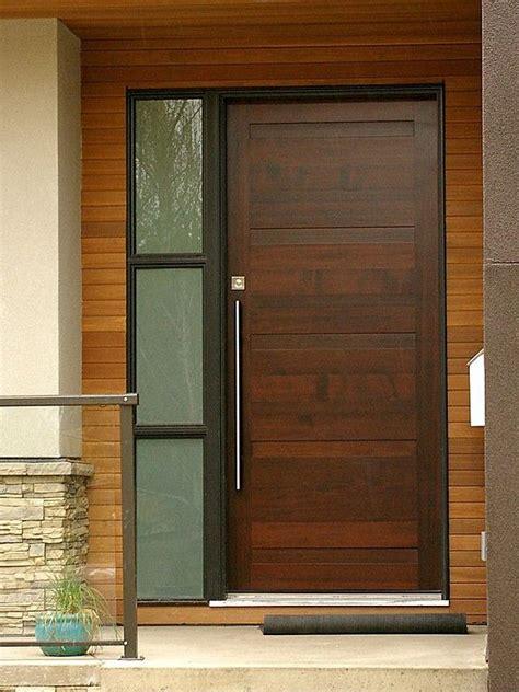 contemporary front door   zillow digs