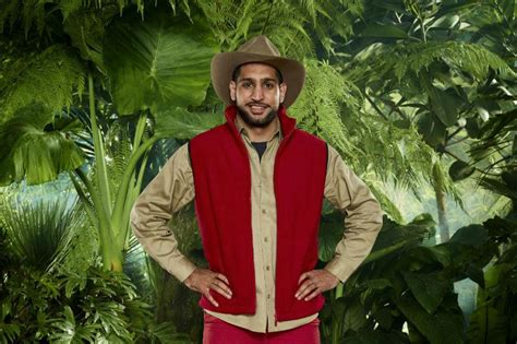 amir khan celebrity jungle amir khan s wife thinks he looks depressed in i m a