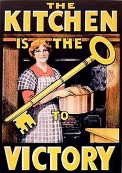 the kitchen 2012 world war poster the kitchen is the key to victory