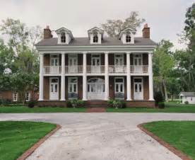 Colonial Home Architecture Gallery For Gt Southern Colonial Style Architecture