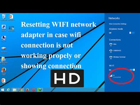 resetting wifi cmd reset wifi adapter settings using cmd if wifi is not