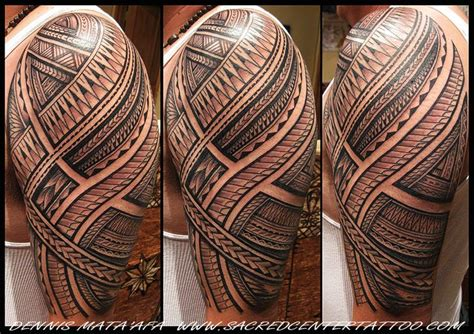 sacred center tattoo dennis mata afa sacred center las vegas tatau