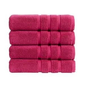 magenta bath towels modena towel magenta bath sheet