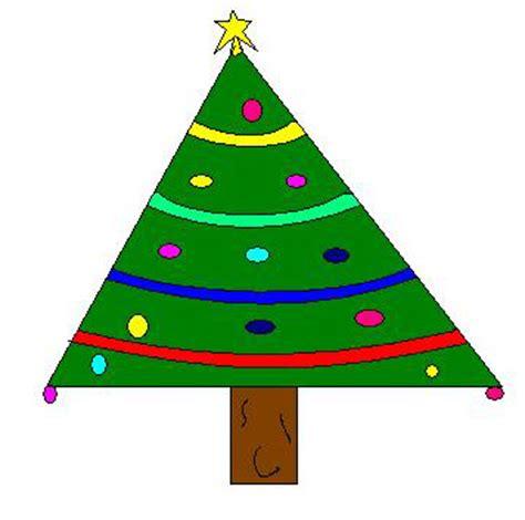 clipart di natale gratis clipart albero di natale 4you gratis