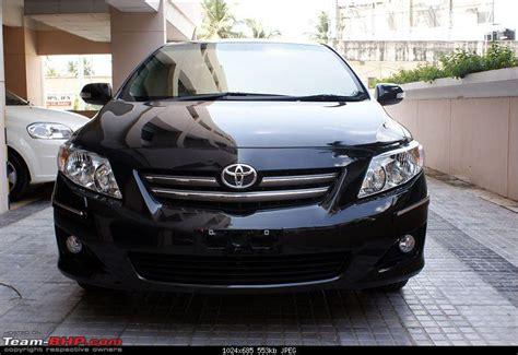 Toyota Black Top Cars Zone Sparkling New Black Toyota Corolla Altis