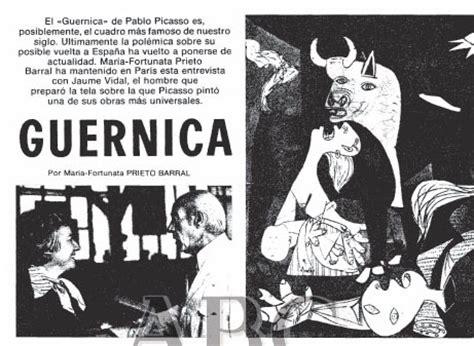 guernica una nueva historia 846704926x guernica de picasso historia memoria e interpretaciones la llegada de la obra artium