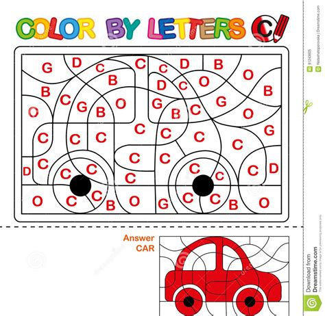 Auto Loan Letters Crossword Clue color by letters learning the capital letters of the