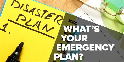 So Whats Your Emergency Plan by What S Your Emergency Plan Expeditersonline