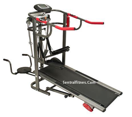 Jual Suplemen Fitnes Distributor treadmillmanual6fungsi grosir alat fitness treadmill pusat jual alat fitness treadmill