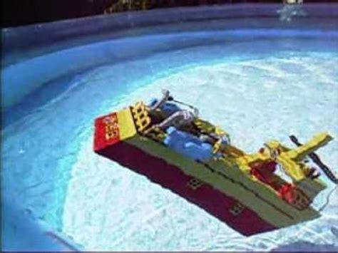 lego boat sinking in pool gl havn middelfart doovi