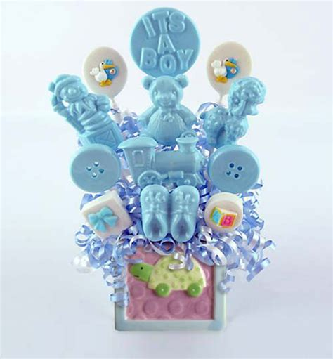 Lollipop Centerpieces For Baby Shower by 1000 Images About Chocolate Lollipops On