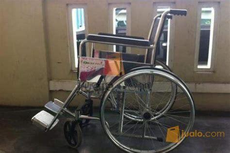 Kursi Roda Bekas Di Purwokerto di jual kursi roda medicare bekas mint kondition jakarta