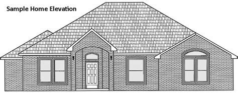 elevations styles home elevation design house design
