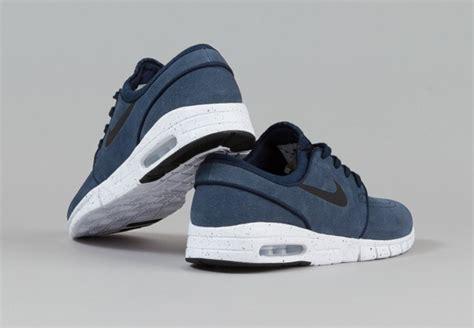 Nike Airmax Janoski Premium nike sb stefan janoski max quot obsidian suede quot sneakernews