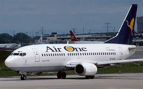 Air One air one rimborsa