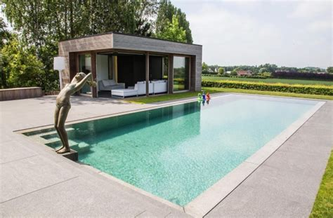 Poolhouse by Veranclassic Pool House Optez Pour Du Sur Mesure