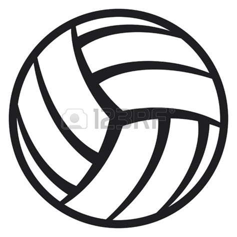 clipart volleyball cool volleyball ball clipart clipart panda free