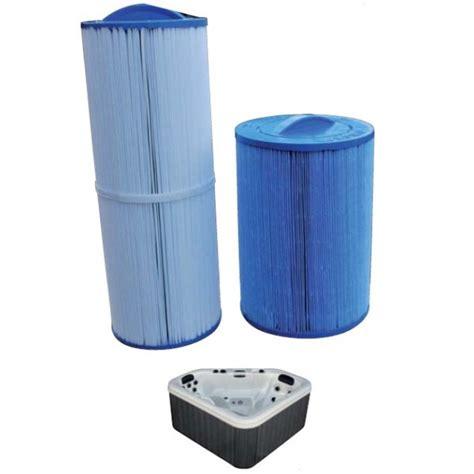 filtre a piscine 1211 cartouche filtrante spa beachcomber haut 338mm mad piscine