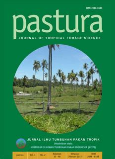 Jurnal Fermentasi Pakan Ternak Pdf pastura journal of tropical forage science
